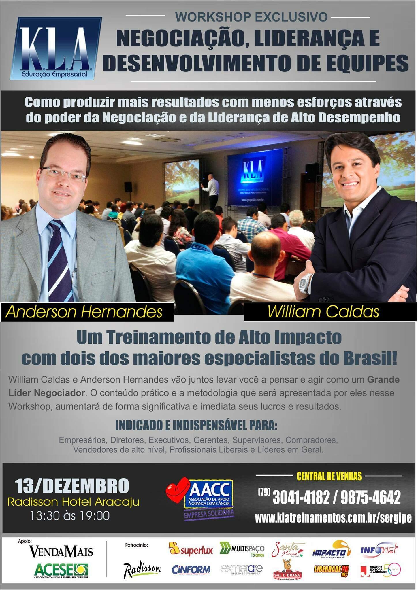 Anderson Hernandes Negociação