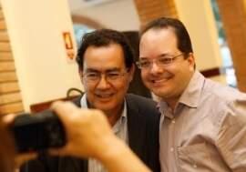 Anderson Hernandes e Augusto Cury