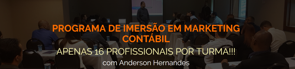 Imersão de Marketing Contábil