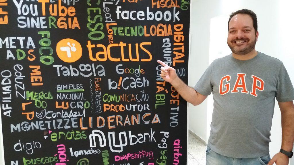 imagem que represente mural da Tactus Contabilidade Online