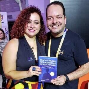 Fernanda Rocha e Anderson Hernandes